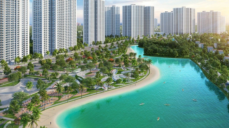 VinCity Sportia opens for foreign buyers