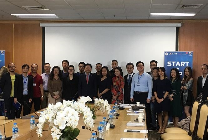 Start-up incubation programme launched in Hà Nội