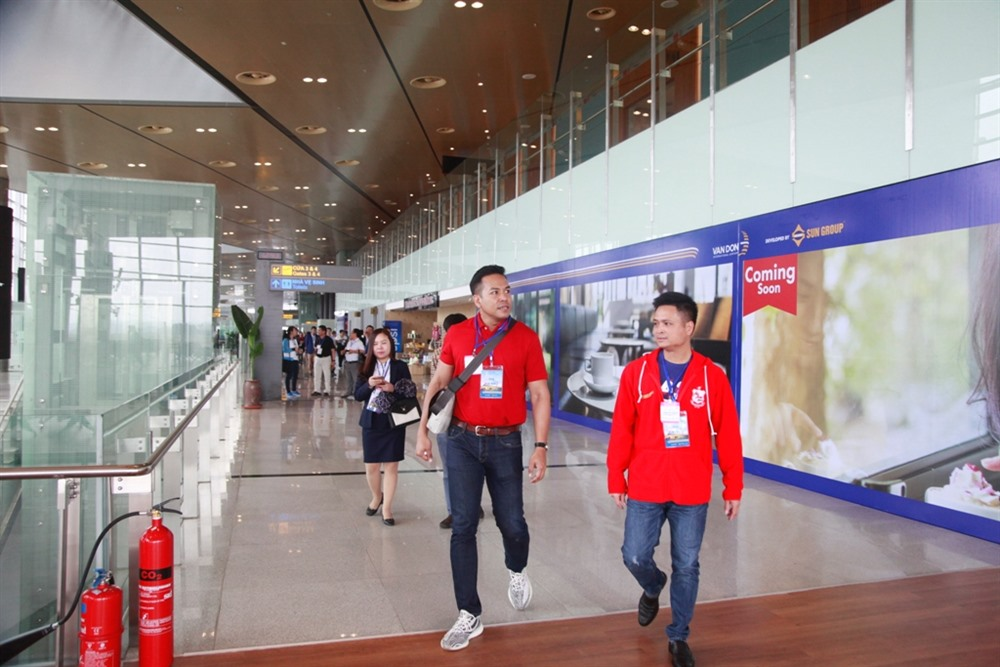 Vân Đồn Airport sets ambitious goals for the international market