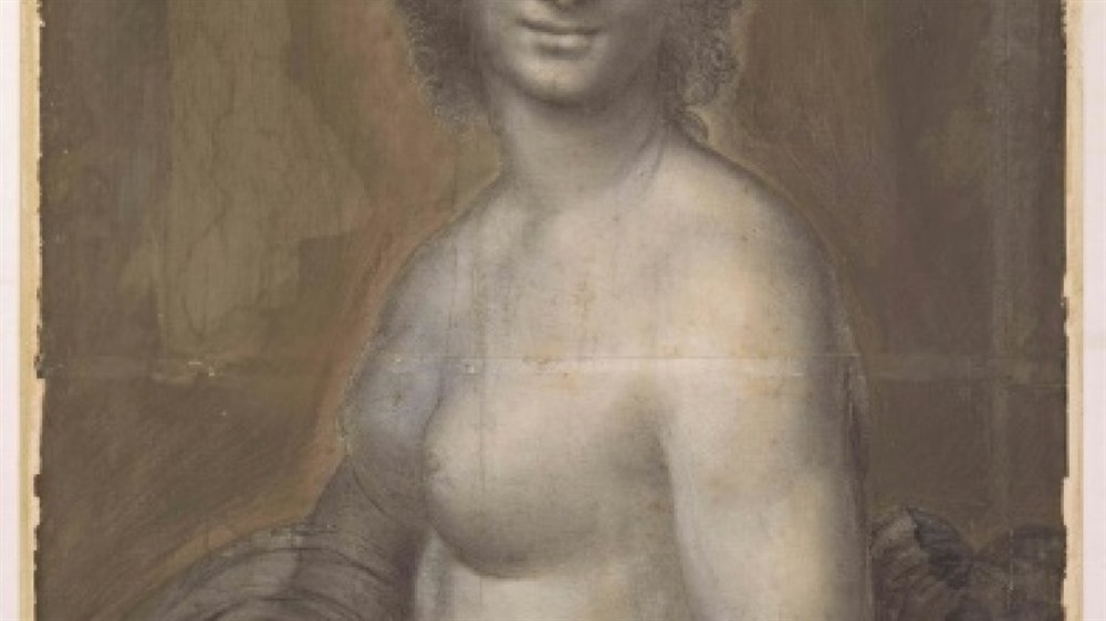 Nude Mona Lisa may be by Leonardo say experts