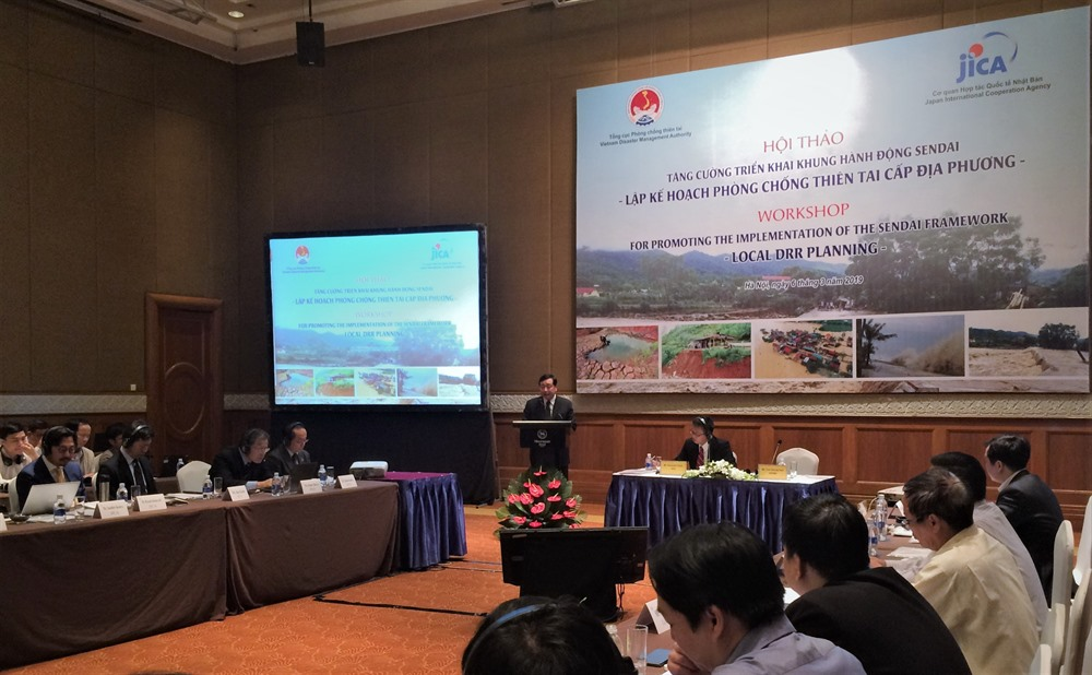 Localities urged to plan for natural disasters