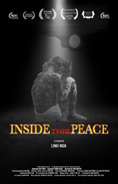 New trailer released for award-winning documentary Inside This Peace
