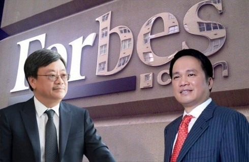Five from Việt Nam included in Forbes billionaires list