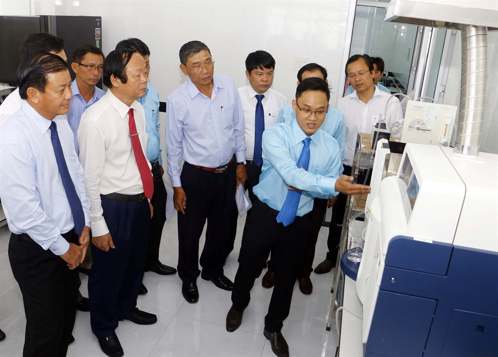 Environmental monitoring station opens in Cần Thơ