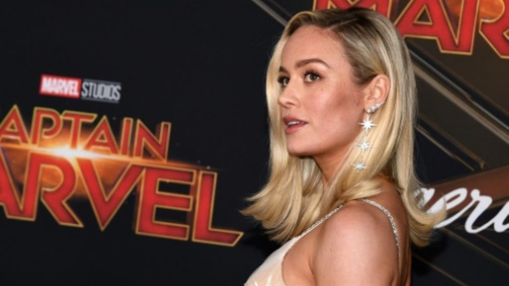 Captain Marvel a superhero with girl power to spare
