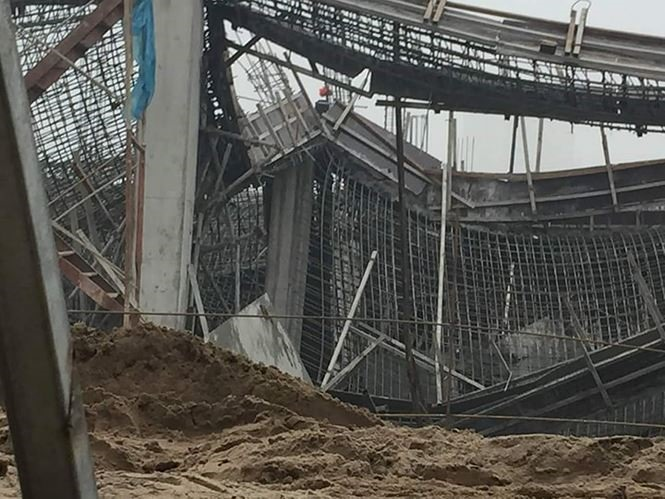 Hà Nội tighten control over labour safety at construction sites