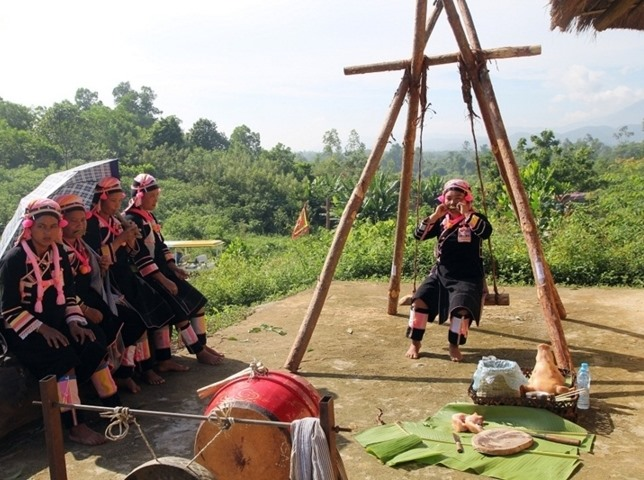 Holy rituals of ethnic groups to be reproduced