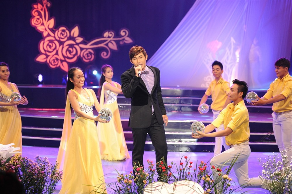 TV music show appeals to youth