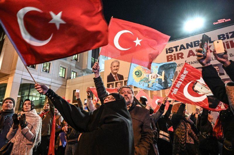 Turkeys ruling AKP set for defeat in Ankara vote