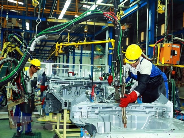 VN manufacturing sector continues to remain strong