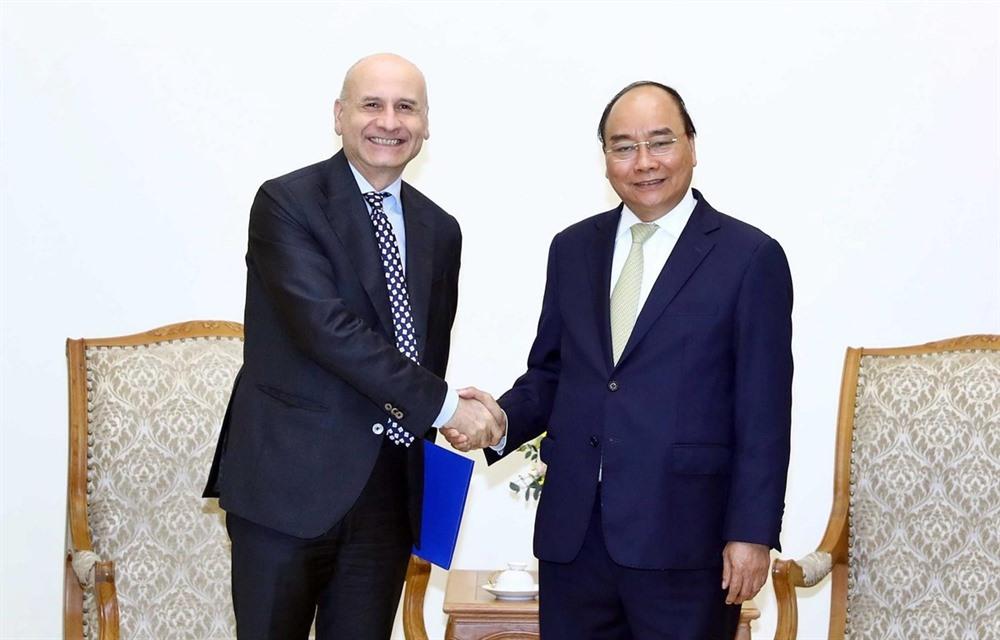 Việt Nam rolls out red carpet for Italian investors: Prime Minister