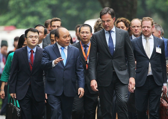 Việt Nam Netherlands to lift ties to comprehensive partnership