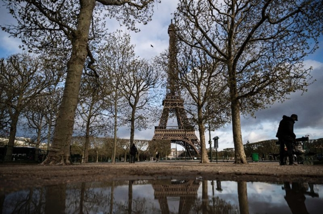 2018 a record for French tourism despite yellow vest protests
