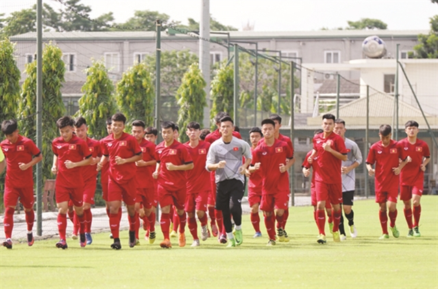 Việt Nam to compete in U18 football tourney in Hong Kong