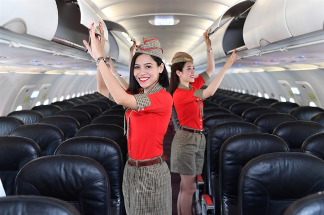 Vietjets core business continues to increase in 2018