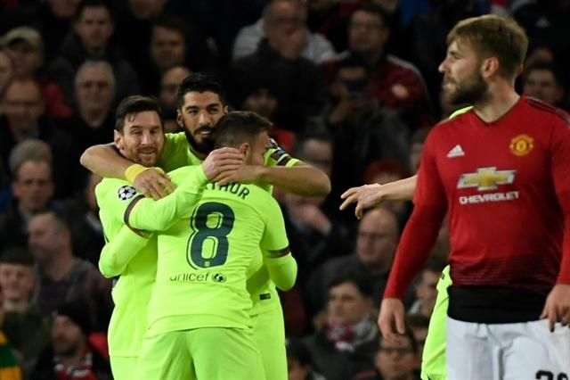 Beating Barcelona tougher than PSG admits Solskjaer