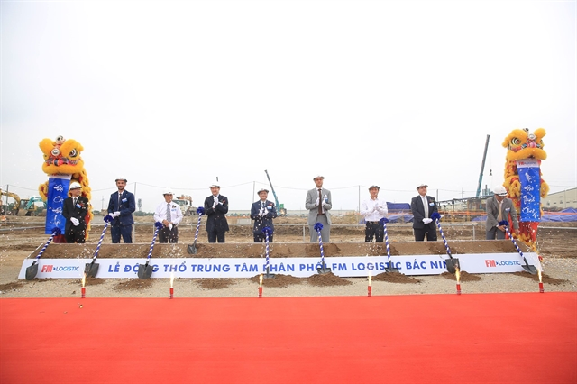 FM Logistic breaks ground for new distribution centre in Việt Nam
