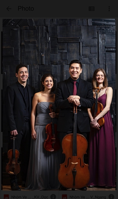 Vera Quartet to perform in Việt Nam for the first time