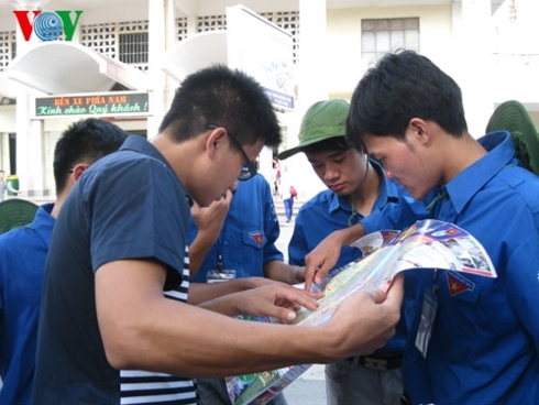 Students to contribute ideas for volunteer campaign