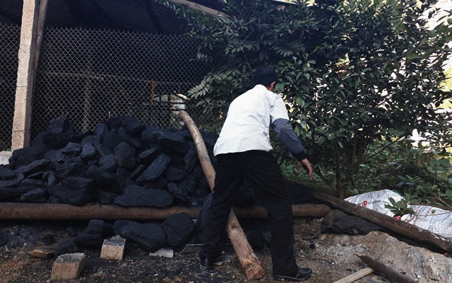 Ministry tells coal enterprises to report on charcoal theft
