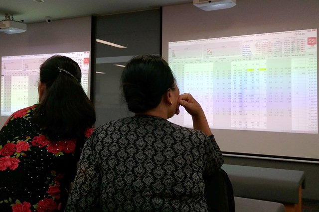 Vietnamese shares post slight weekly losses