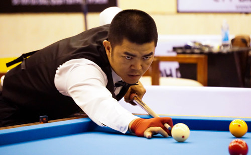 Billiards players to go balls out in HCM City