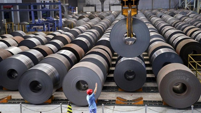 Việt Nams steel industry facing nearly 50 anti-dumping and –subsidy investigations