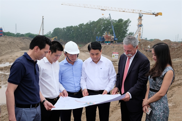 F1 CEO impressed with Mỹ Đình racetrack preparations