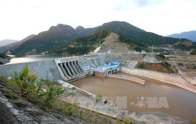 Lai Châu hydropower plant named an important work related to national security