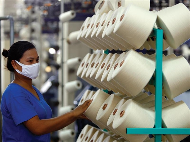 Local yarn industry experiences difficulties
