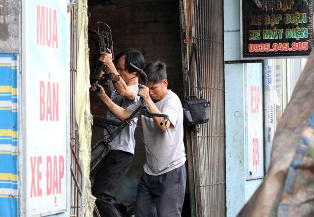 Early morning blaze kills three in Huế