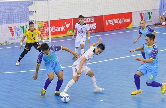 Thái Sơn Nam beat Khánh Hòa at national futsal champs