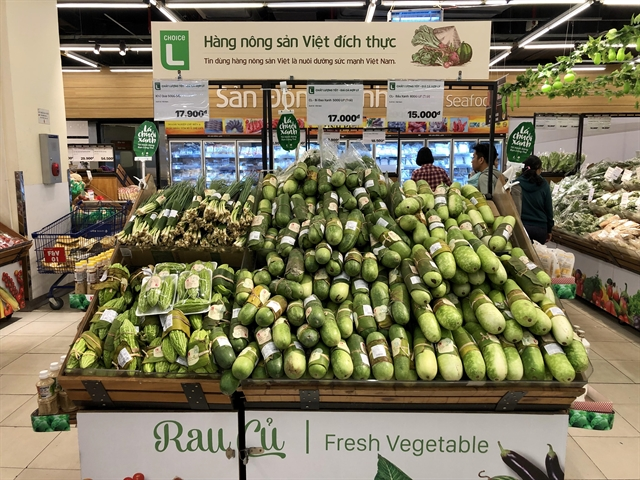 HCM Citys biggest supermarket chains go green