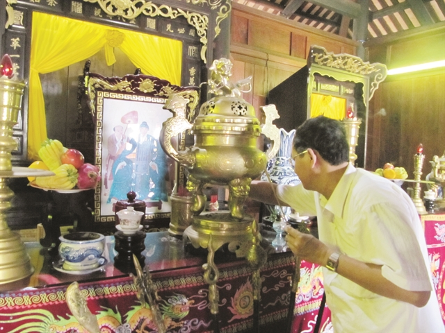 Hội An revives ancient culture