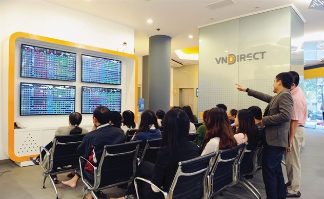 VNDirect sees post-tax profit up 31% in 2019