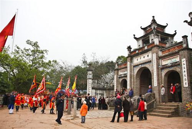 King Ngô Quyền commemorated at weekend event
