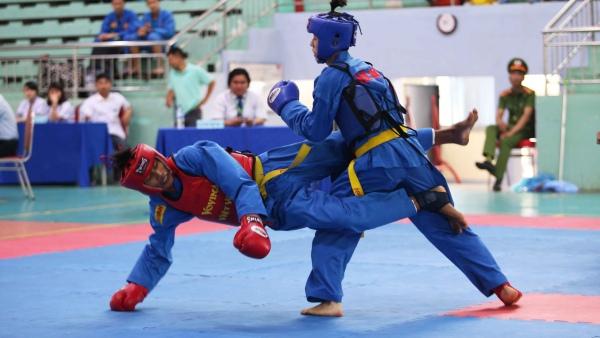 National Vovinam Champs starts in Gia Lai