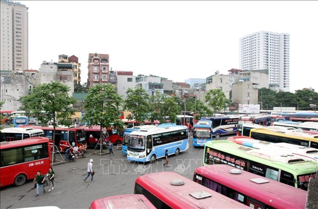 100 coaches asked to stop operations in Hà Nội