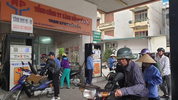 Petrol prices hiked in latest review