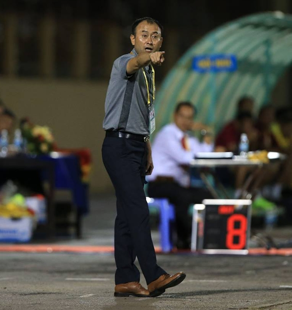 Lee takes charge Hoàng Anh Gia Lai in the rest season