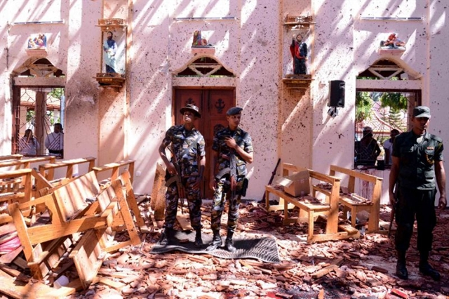 Sri Lanka Easter attack toll hits 290