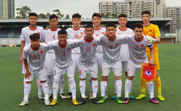 Việt Nam finish second place in Hong Kong U18 tournament