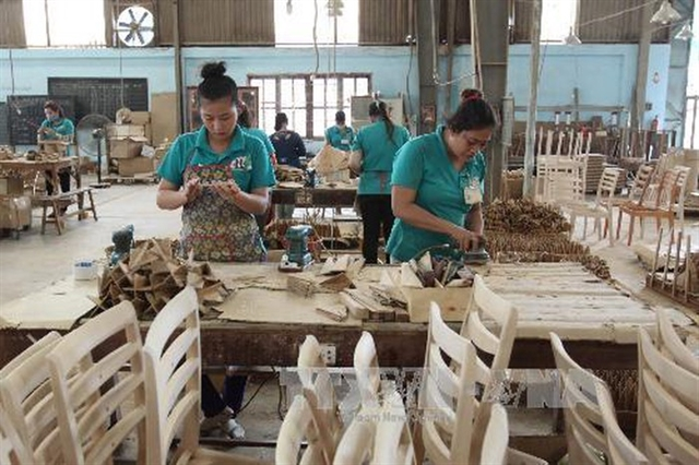 Bình Dương Đồng Nai expect higher growth in wood products with CPTPP