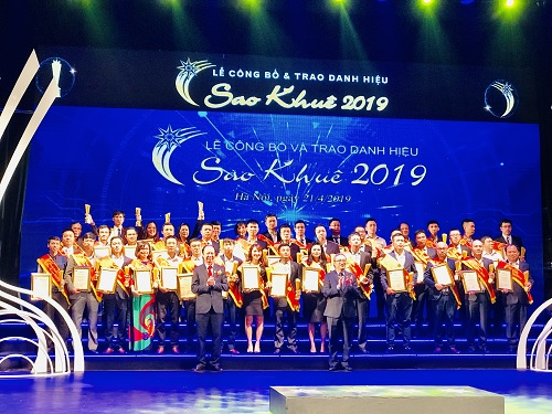 Top 10 Sao Khuê awards winners post US111 million revenue