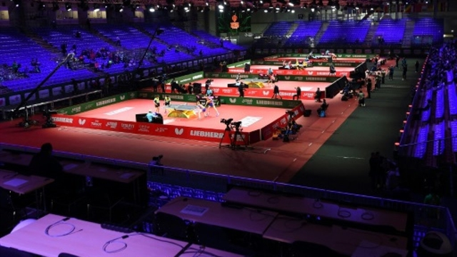 Houston Chengdu to host World Table Tennis Championships