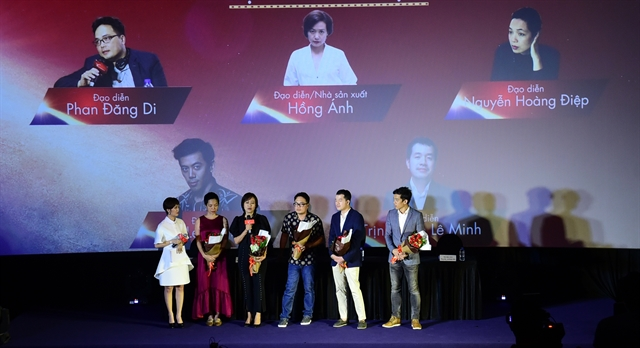 Winners of short-film contest to compete at intl festivals