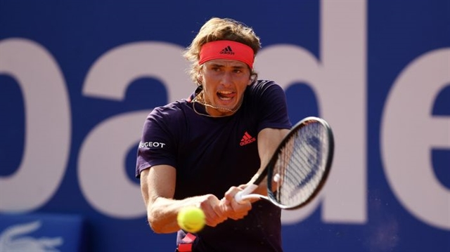 Im in a hole admits Zverev after Barcelona shock
