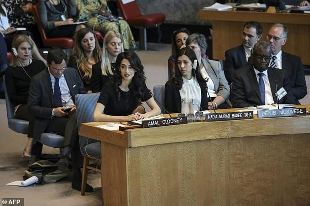 UN backs weakened resolution on sexual violence in conflicts