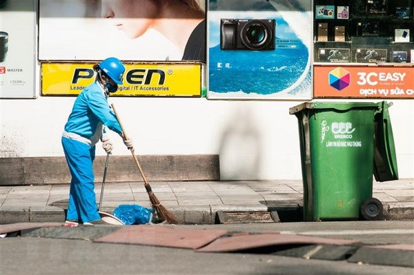 Sanitation workers face high risk of work-related accidents