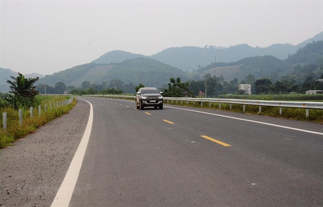Drivers using Hòa Lạc–Hòa Bình Highway to pay toll from May 3